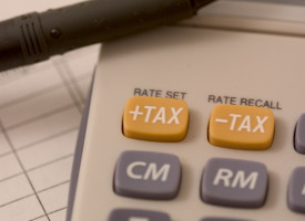 Income Tax Rates for AY 2016-17 (FY 2015-16)