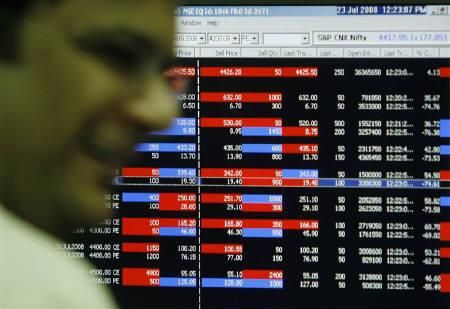 Online trading brokers india