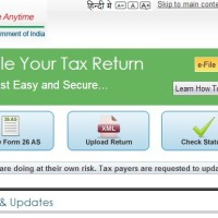 Here comes the New Simplified Income Tax Forms